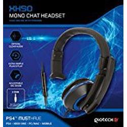 XH/50 wired Chat Mono Headset für PS4 [PlayStation 4 ]